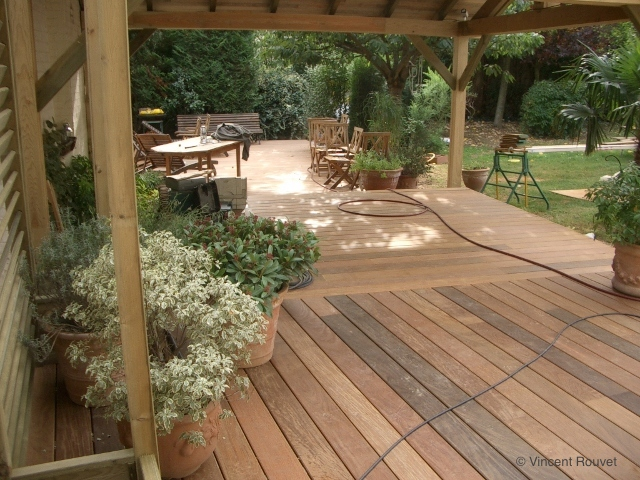 Amenager une terrasse en bois 28 images nivrem for Amenager une terrasse